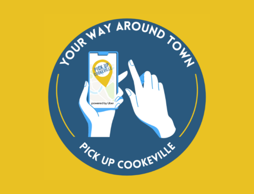 Meet our newest service: Pick Up Cookeville